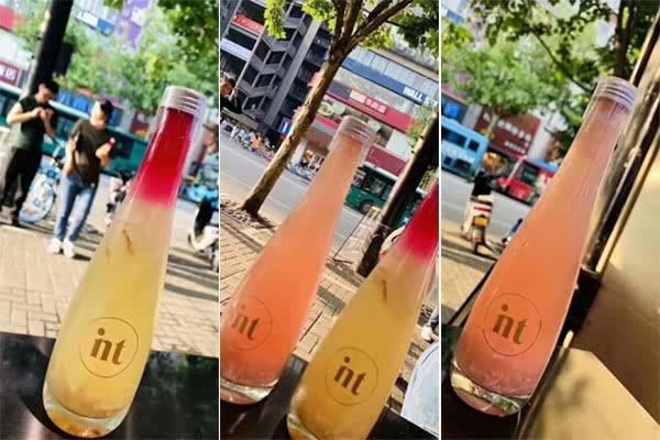 """INCHA新品""""酒饮""""封装"""