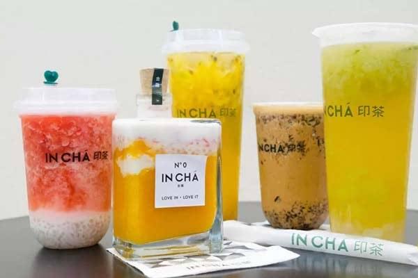 印茶夏季饮品