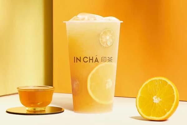 INCHA鲜橙新品
