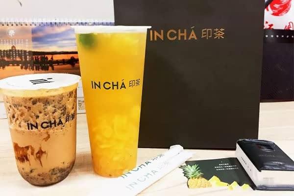 INCHA凤梨&黑糖