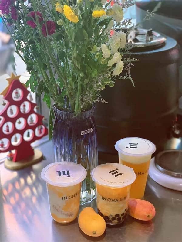 INCHA印茶芒果系列