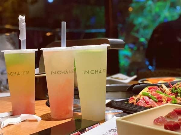 INCHA印茶&美食