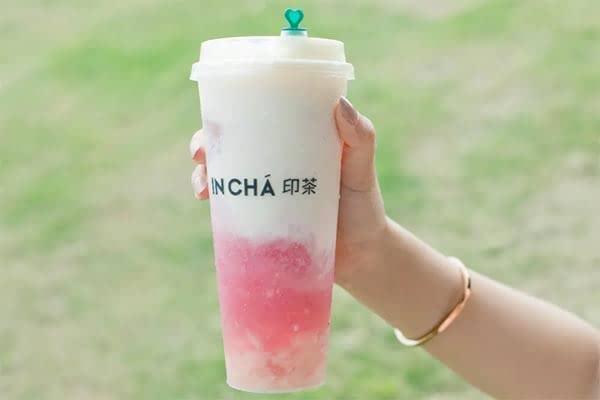 印茶·蜜桃